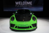 New York International Auto Show Preview for Porsche Club Members -- March 30, 2018
