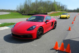Porsche Driving Experience at Summit Point, WV -- May 2, 2018