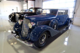 1934 Buick Model 98C Convertible Phaeton (0962)