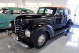 1939 Plymouth P8 Deluxe Convertible Sedan (0968)
