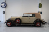 1933 Buick Model 88C Convertible Phaeton, one of 124 built (0994)