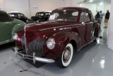 1940 Lincoln Zephyr V12 (72A) Coupe, one of 1,258 built (1011)
