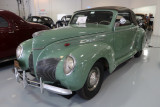 1939 Lincoln Zephyr V12 (H-76) Convertible Coupe (1012)