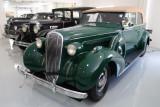 1936 Buick Model 80C Roadmaster Convertible Phaeton, one of 1,064 built (1016)