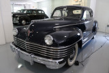 1942 Chrysler Windsor (C34) Club Coupe, one of 1,753 built (1021)