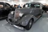 1934 Buick Model 61 Club Sedan Modified Resto-Rod (1026)