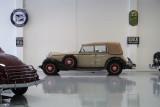 1933 Buick Model 88C Convertible Phaeton, one of 124 built (1027)