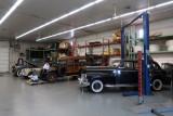 MECHANICAL RESTORATION SHOP, Nicola Bulgari Car Collection, NB Center for American Automotive Heritage, Allentown, PA (1064)