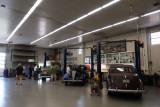 MECHANICAL RESTORATION SHOP, Nicola Bulgari Car Collection, NB Center for American Automotive Heritage, Allentown, PA (1071)