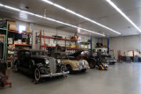 MECHANICAL RESTORATION SHOP, Nicola Bulgari Car Collection, NB Center for American Automotive Heritage, Allentown, PA (1072)