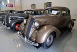 1937 Graham Model 120 Custom Supercharged Business Coupe (1135)
