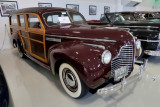1940 Buick Model 59 Super Estate Wagon, featured in 1942 movie Now, Voyager, given by studio to actress Bette Davis (1145)