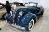 1936 Hudson Series 65 Custom 8 Convertible Coupe (1153)