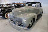1940 Nash Ambassador 8 (4081) Convertible Coupe (1165)