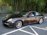 2008 Porsche 911S Carrera (997.2)  in Macadamia Metallic (3589)