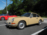 1968 Porsche 911L in Sand Beige (3613)