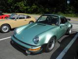 1977 Porsche 911 Turbo Carrera (930) in Ice Green Metallic (3615)