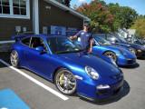 2010 Porsche 911 GT3 (997.2) in Aqua Blue Metallic (3624)