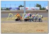 Willamette Speedway July 8 2018 karts