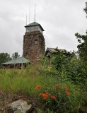 Observation Tower - Flagg Mountain