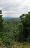 View from the top of Flagg Mountain