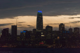 C8257 Salseforce Tower Light Show