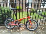 BTwin 120 Folding Bike
