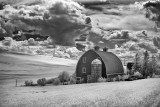 The Palouse - Infrared Images