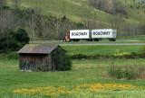 roadway barn