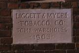 Liggett & Myers Tobacco Co. Tom's Warehouse 1903
