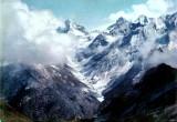 Val dArrius, Palas, Balaïtous et Arriel aux premières neiges de l'automne