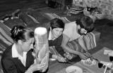 Quand Hervé et Renée venaient de s'installer à Nay en 1969
