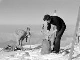 Labigouer (2175 m) à ski le 4 mars 1973