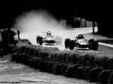 Aux essais du Grand Prix de Pau de 1970