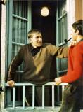 Hervé et Edouard Fougère en 1970