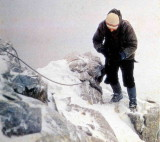 Janvier 1971 Première ascension hivernale de l'éperon Nord de la Pointe Chausenque au Vignemale
