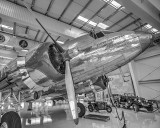 American Airlines Plane OC Flagship Lyon Museum HDR BW2-Edit.jpg