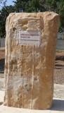 Garden of Peace Memorial in Xylotymbou