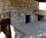 Cave in Xylotymbou village, converted into a Church.  Jews hid there after escaping British  Captivity