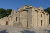 Byzantine Church in Kiti Village near Larnaca