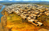 one of the earliest settlements in the history of the humankind,Turkey