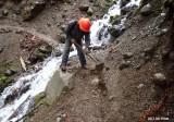 Goat Creek Trail - Tread Work