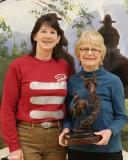 Lifetime Achievement  Karen Johnson