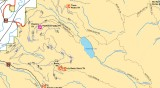 Packwood Lake Area Map