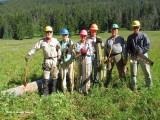 33 - Bill, Barb, Diane, Tom, Ron & Greg - Trail Crew.jpg