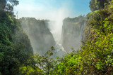 View from the Vic Falls Trail