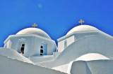 Aegean colours.