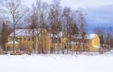 Brukskontoret från baksidan