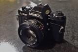 Minolta X-500 black