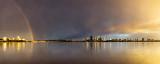 Perth Sunrises - August 2011